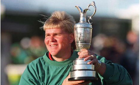 John Daly and the Claret Cup