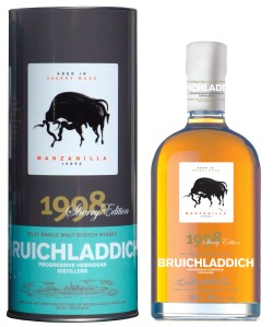 1998 Bruichladdich Manzanilla